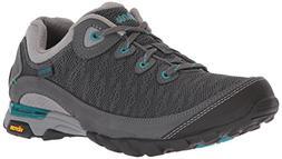 Ahnu Women's W Sugarpine II Air Mesh Hiking Boot, Dark Shado