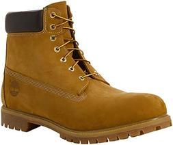 "Timberland 6"" Premium Waterproof Boot Core , Wheat Nubuck, 5"