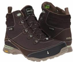 Women's Ahnu 'Sugarpine' Waterproof Boot, Size 11 M - Brown