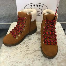 Steve Madden Waterproof Hiking Boots Kids Size 2