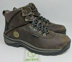 Timberland White Ledge Men's Waterproof Boot,Dark Brown,8 M
