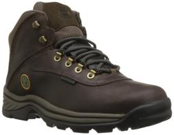 Timberland White Ledge Men's Waterproof Boot,Dark Brown,9 M