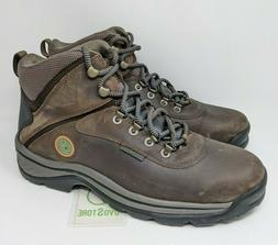 Timberland White Ledge Men's Waterproof Boot,Dark Brown,9.5