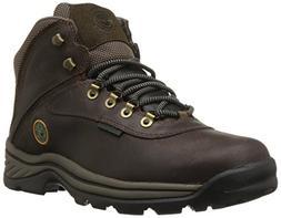 Timberland White Ledge Men's Waterproof Boot,Dark Brown,10 M