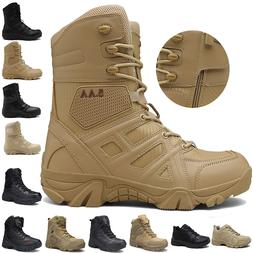 Cungel Winter Autumn Men Military <font><b>Boots</b></font>