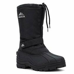 winter boots for men waterproof snow boots
