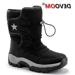 Winter Couples Outdoor Waterproof Hiking <font><b>Boots</b><