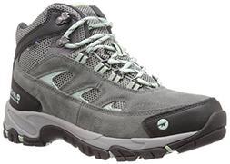 Hi-Tec Women's WN Logan Mid Waterproof Hiking Boot, Charcoal