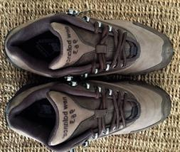 WOMANS NEW BALANCE 963 WATERPROOF HIKING BOOTS brown US 8 /