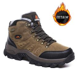 TULUO Women Men Hiking Shoes Outdoor Ankle <font><b>Boots</b