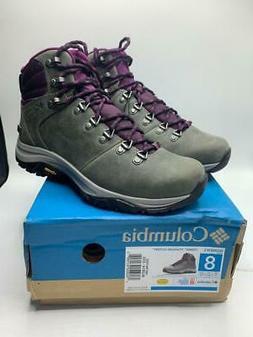 Columbia Women's, 100MW Titanium Outdry Hiking Boot Size 8