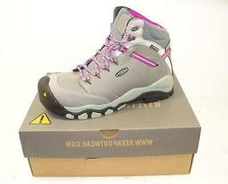 Women's KEEN 1016966 CANBY AT WP  Lace Up Hiking Boots 6.5 M