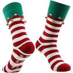 Women's Cool Fun Crazy Socks, Gmark Novelty Cute Funny Socks