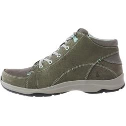 Ahnu Women's Fairfax Waterproof Hiking Boots Grey