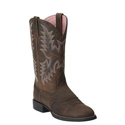 Ariat Women's Heritage Stockman Western Boot, Driftwood Brow