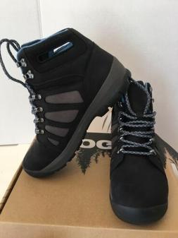Bogs Women's Hiking Boots Tumalo NEW 10 41 Black Waterproof