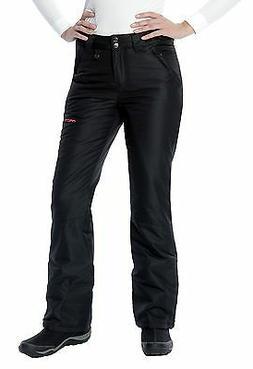 Arctix Women's Insulated Snow Pant Black 2X-Large/Regular
