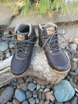 DANNER women's JAG midnight hiking boots, size 7, black leat