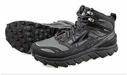 Altra Women's Lone Peak 3 Mid Neo Hiking Boots, Black, 10.5