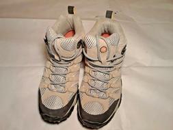 MERRELL Women's Moab Ventilator Mid Hiking Boots Sz 7