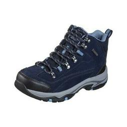 Skechers Women's   Relaxed Fit Trego Alpine Trail Hiking Boo