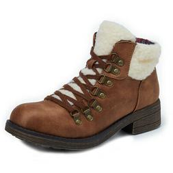 Sugar Women's Roma Fleece Hiking Boots