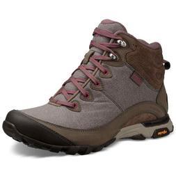 Ahnu Women's Sugarpine Ii Mid Waterproof Hiking Boots US 8.5