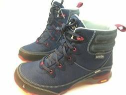 Ahnu Women's Sugarpine Waterproof Vibram Hiking Boots US 6 E