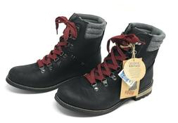 Women's Kodiak Surrey II hiking boot Black Matte size 8