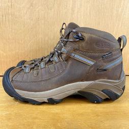 Keen Women's Targhee Mid Height Waterproof Hiking Boots Size