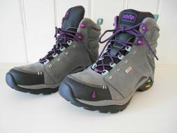 AHNU women's Vibram hiking boots F19217F US 7 EU 38 NWOT