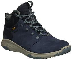Teva Women's W Arrowood 2 Mid Waterproof Hiking Boot, Midnig