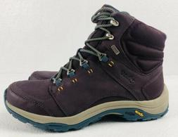 Ahnu Women's W Montara III Boot Event Hiking, deep Wine, 10
