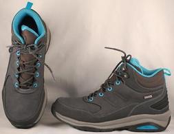Women's New Balance WW1400TG Gray/Aqua Hiking Boots US 9.5 U