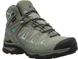 Salomon Women's X Ultra 3 Mid GTX W Hiking Boot,Shadow,7 M U