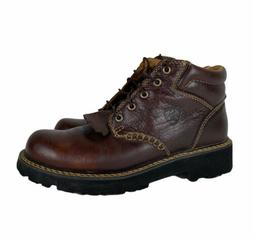 Ariat Womens Boots 8.5 B Lace Up Western Work Hiking Ankle R