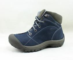 KEEN Womens Kaci Dress Blues/Bungee Cord Hiking Boots Size 6
