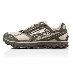 Altra Womens Lone Peak 4 Grey Running Shoes Size 9