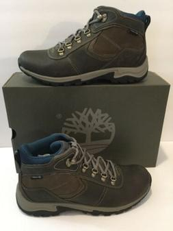 Timberland Womens Mt Maddsen Waterproof Hiking Boots Size 9.