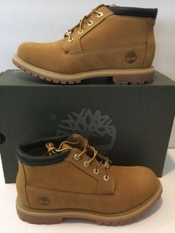 womens nellie chukka leather waterproof hiking boots