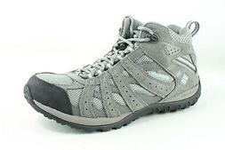 Columbia Womens Redmond Gray Hiking Boots Size 9