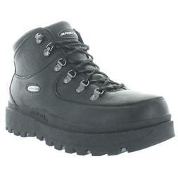 Skechers Womens Shindigs-Renegade Heart Black Hiking Boots 9