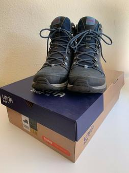 Womens Size 8.5 Ahnu Teva Montara III Boot Blue Spell Shoes