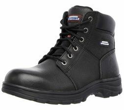 Skechers Workshire St Men's Steel Safety Toe Work Boots