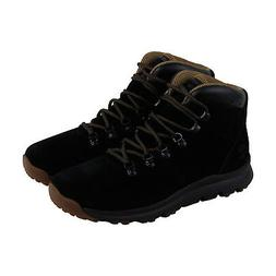 Timberland World Hiker Mens Black Suede Hiking Lace Up Boots