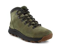 Timberland Men's World Hiker Mid Ankle Boot Dark Green 10.5