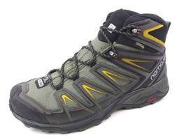 Salomon X Ultra 3 Mid GTX Hiking Shoes | Gore-Tex Men's Sz 1