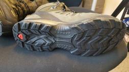Salomon Women's X Ultra 3 Mid GTX W Hiking Boot,Crown Blue,8