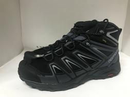 Salomon X Ultra 3 Wide Mid GTX Hiking Boots Blk/India-Ink Me