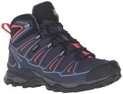 Salomon Women's X Ultra Mid 2 GTX hiking Boot, Nightshade Gr